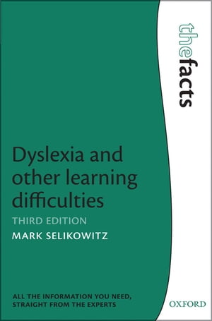 Dyslexia and other learning difficulties