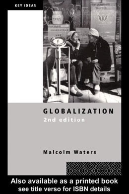 Book Globalization by Waters, Malcolm