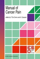 Manual of Cancer Pain by F. de Conno