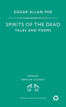 Book Spirits of the Dead: Tales and Poems by Edgar Allan Poe