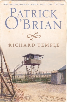Book Richard Temple by Patrick O'Brian