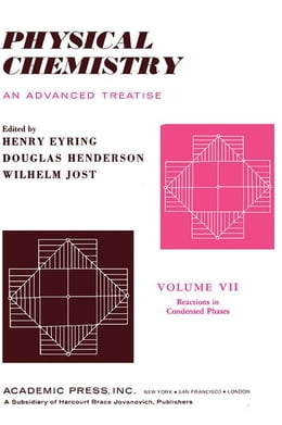 Book Reaction In Condensed Phases by Eyring, Henry