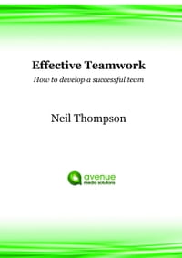 Effective Teamwork: How to Develop a Successful Team