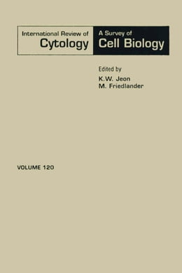 Book INTERNATIONAL REVIEW OF CYTOLOGY V120 by Jeon, K.W.