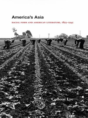 America's Asia: Racial Form and American Literature, 1893-1945 by Colleen Lye