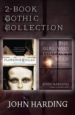Book John Harding 2-Book Gothic Collection by John Harding