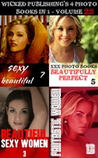 Wicked Publishing's 4 Photo Books In 1 - Volume 23 by Angela Railsden