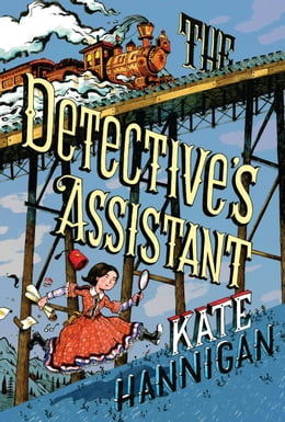Book The Detective's Assistant by Kate Hannigan