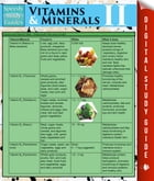 Vitamins & Minerals Il (Speedy Study Guides) by Speedy Publishing