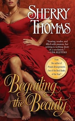 Book Beguiling the Beauty by Sherry Thomas
