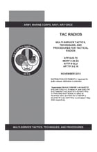 Army Techniques Publication ATP 6-02.72 TAC Radios Multi-Service Tactics, Techniques, and Procedures for Tactical Radios ATP 6-02.72, MCRP 3-40.3A, NT by United States Government  US Army