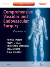 Comprehensive Vascular and Endovascular Surgery: Expert Consult - Online and Print