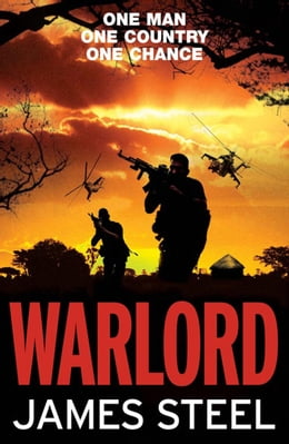 Book Warlord by James Steel