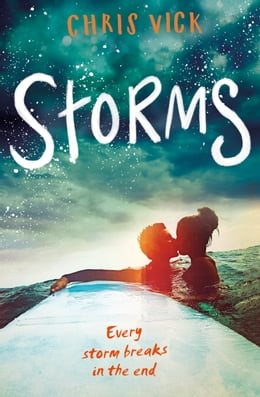 Book Storms by Chris Vick