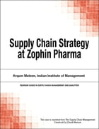 Supply Chain Strategy at Zophin Pharma by Chuck Munson