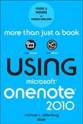Using Microsoft OneNote 2010, Enhanced Edition Deal