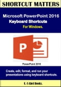 Microsoft PowerPoint 2016 Keyboard Shortcuts For Windows Deal