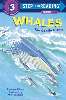 Book Whales: The Gentle Giants by Joyce Milton