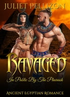 Ravaged In Public By The Pharaoh: Ancient Egyptian Erotic Romance by Juliet Pellizon