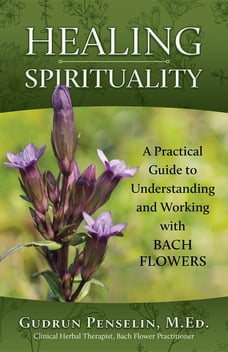 Healing Spirituality: A practical Guide to Understanding and Working with Bach Flowers