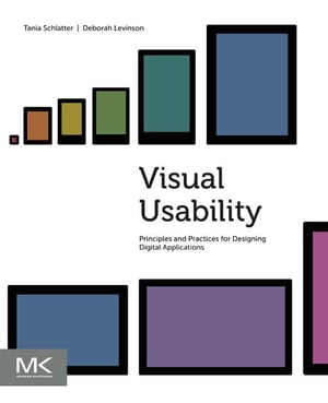 Visual Usability Principles and Practices for Designing Digital Applications
