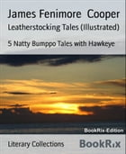 Leatherstocking Tales (Illustrated) by James Fenimore Cooper