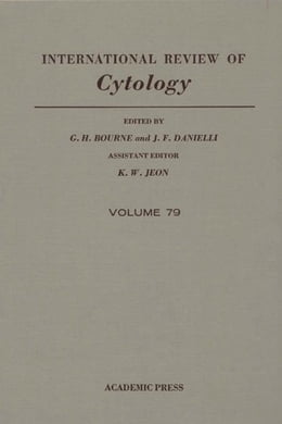 Book INTERNATIONAL REVIEW OF CYTOLOGY V79 by Bourne, G. H.