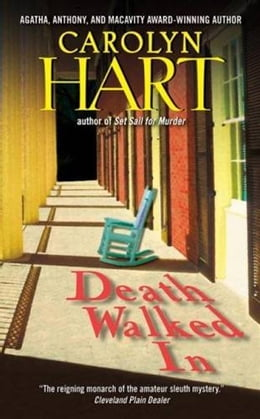 Book Death Walked In: A Death on Demand Mystery by Carolyn Hart