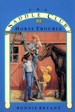 Book Horse Trouble by Bonnie Bryant