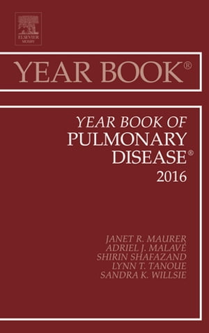 Year Book of Pulmonary Disease 2016,
