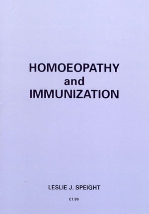 Homoeopathy And Immunization