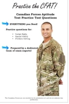 Practice the CFAT!: Canadian Forces Aptitude Test Practice Test Questions by Complete Test Preparation Inc.