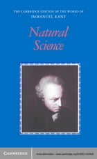 Kant: Natural Science