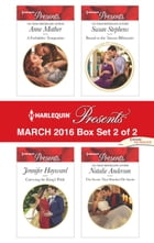 Harlequin Presents March 2016 - Box Set 2 of 2: A Forbidden Temptation\Carrying the King's Pride…