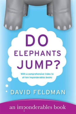 Book Do Elephants Jump? by David Feldman
