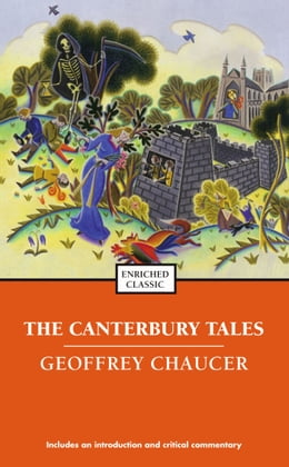 Book Canterbury Tales by Geoffrey Chaucer