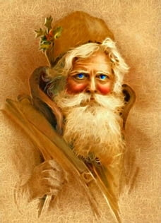 T'was the night before Christmas: A Visit from St. Nicholas