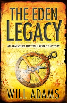 Book The Eden Legacy by Will Adams