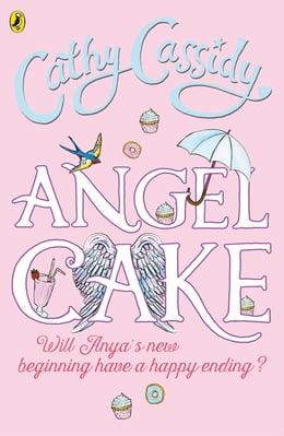 Book Angel Cake by Cathy Cassidy