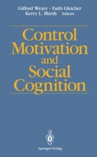Control Motivation and Social Cognition