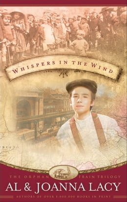 Book Whispers in the Wind by Al Lacy