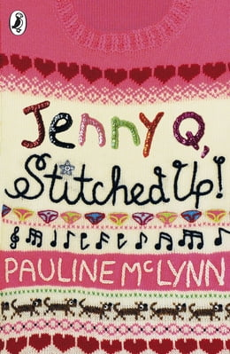 Book Jenny Q, Stitched Up by Pauline McLynn