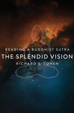 Book The Splendid Vision: Reading a Buddhist Sutra by Richard S Cohen