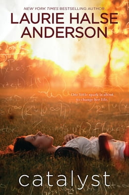 Book Catalyst by Laurie Halse Anderson