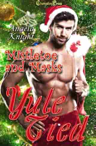Mistletoe and Masks by Angela Knight