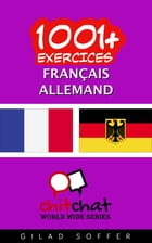 1001+ exercices Français - Allemand by Gilad Soffer