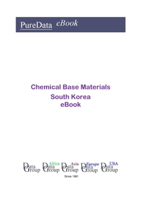 Chemical Base Materials in South Korea