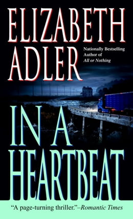 Book In a Heartbeat by Elizabeth Adler