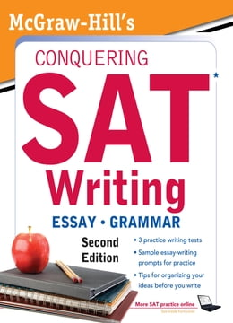 Book McGraw-Hill's Conquering SAT Writing, Second Edition by Christopher Black