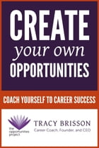 Create Your Own Opportunities by Tracy Brisson